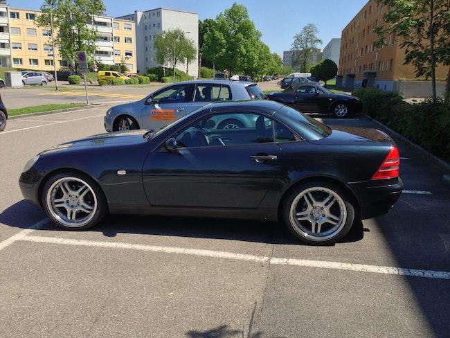 cabriolet Mercedes-Benz SLK -Klasse R170 Cabrio SLK 230 Komp.