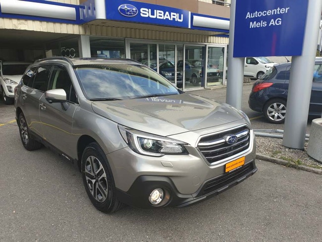 estate Subaru Outback 2.5i Swiss Plus 4x4 MJ 20