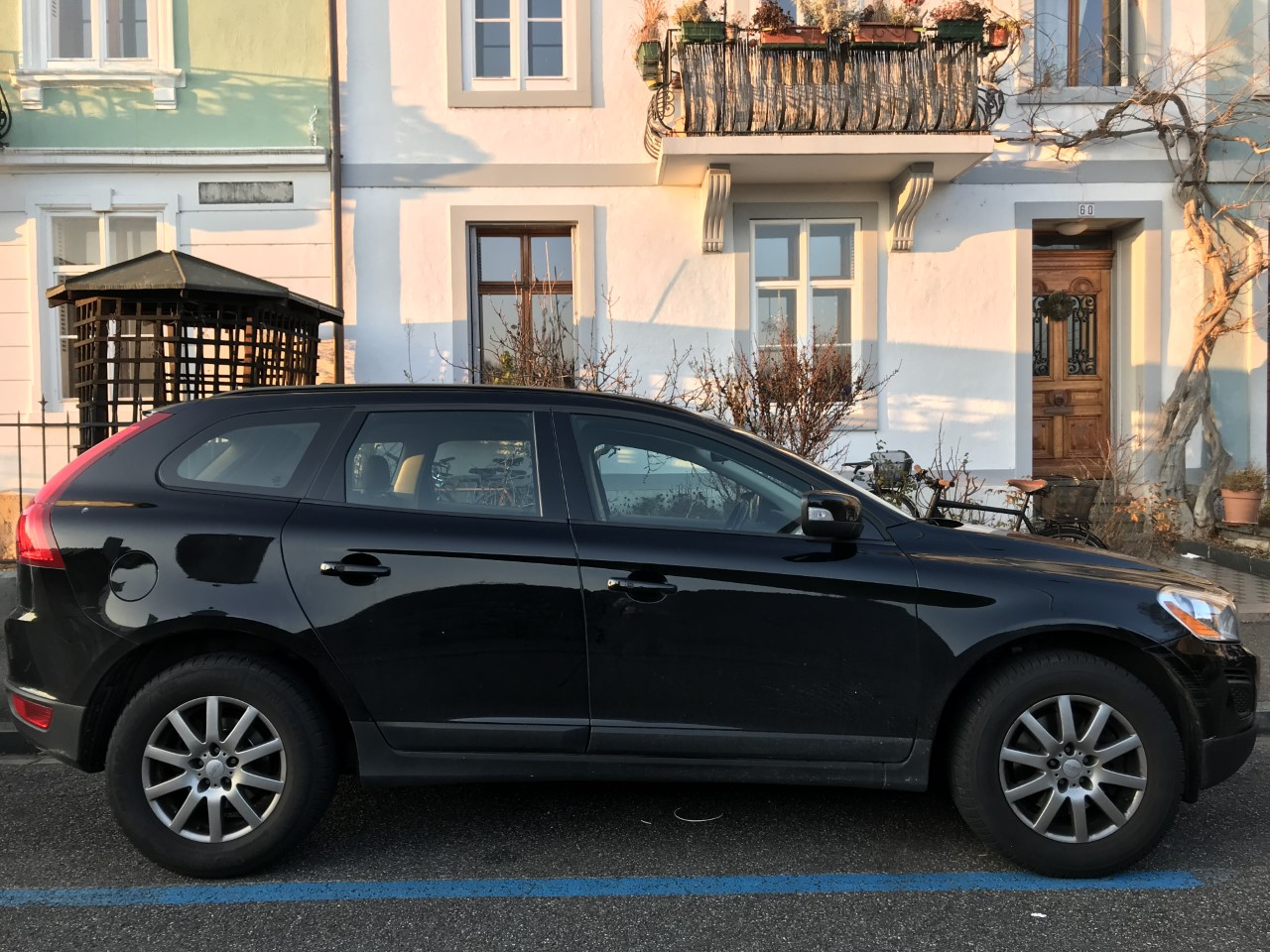 suv Volvo XC60 2.4 D3 Kinetic AWD