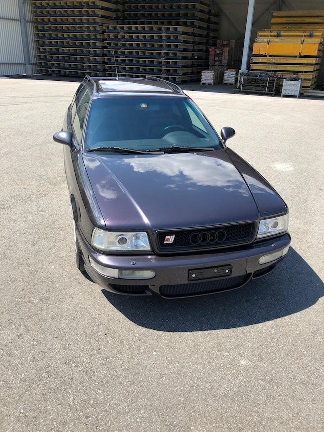 Audi RS2 Avant Quattro Turbo 20v 250'000 km CHF39'900 - acheter sur carforyou.ch - 1