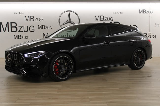 Mercedes-Benz CLA-Klasse CLA Shooting Brake 45 S AMG 4Matic+ 8G-DCT 50 km CHF100'860 - buy on carforyou.ch - 1