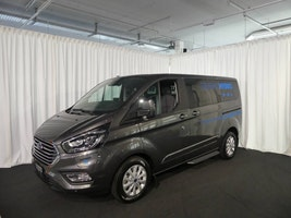 Ford Tourneo Custom Titanium PHEV L1 50 km CHF54'990 - acquistare su carforyou.ch - 2