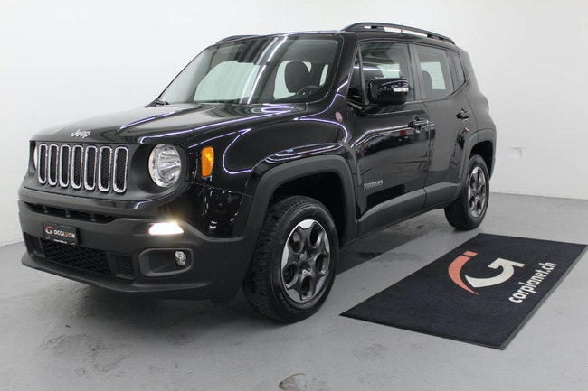 suv Jeep Renegade 2.0 CRD 120 Swiss Edition