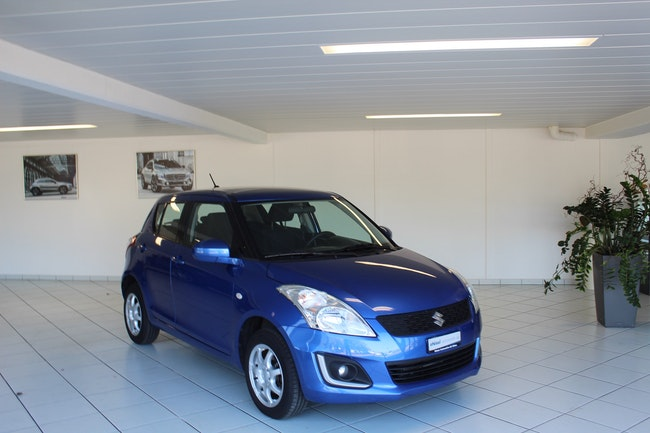 saloon Suzuki Swift 1.2 Unico 4x4