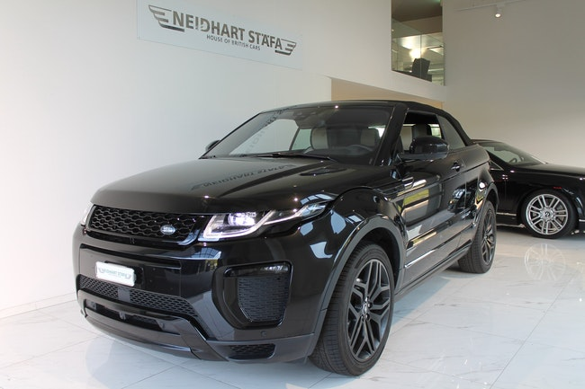 cabriolet Land Rover Range Rover Evoque Conver. 2.0 TD4 HSE Dynamic AT9