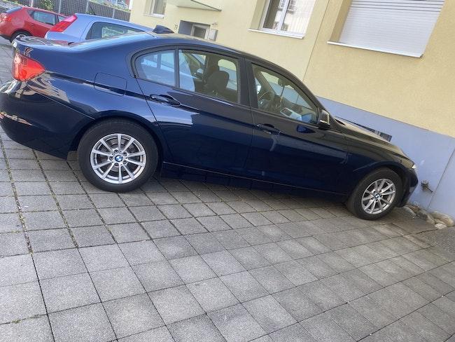 saloon BMW 3er 318d