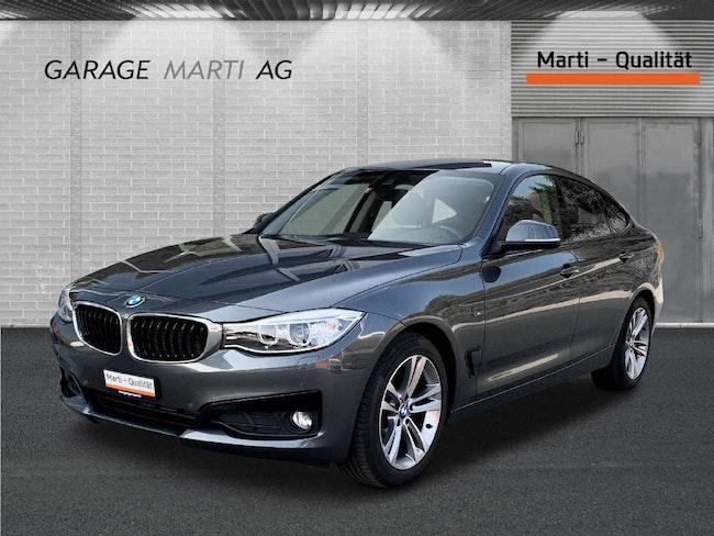 saloon BMW 3er Reihe 320d SAG Gran Turismo