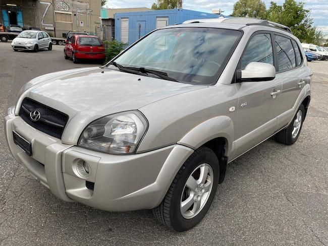 suv Hyundai Tucson 2.0 CRDi Swiss Ltd. Ed. 4x4