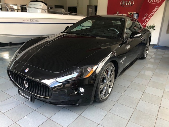 Maserati GranCabrio/Granturismo GranTurismo S 15'000 km 89'900 CHF - acheter sur carforyou.ch - 1
