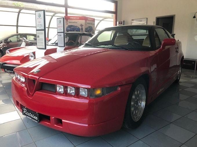 Alfa Romeo S.Z. Zagato 5'000 km 99'000 CHF - acheter sur carforyou.ch - 1