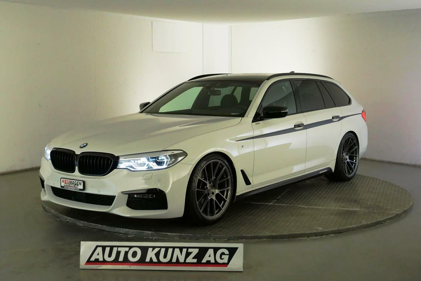 estate BMW 5er 520 d xDrive Touring M Sportpaket Spezial 2020er Au