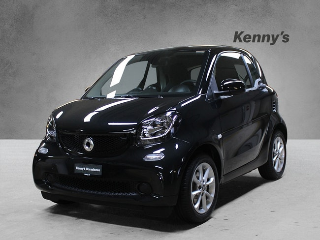saloon Smart Fortwo coupé passion 90PS twinamic