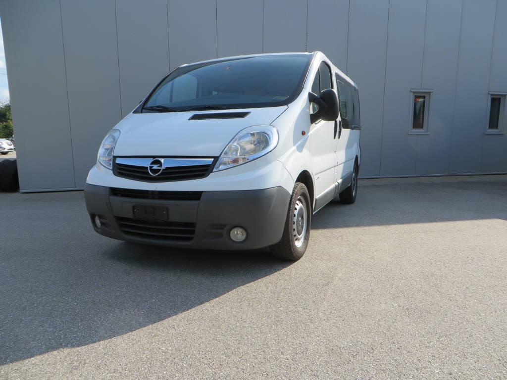bus Opel Vivaro Kombi 2.9 t L1 H1 2.0 CDTI