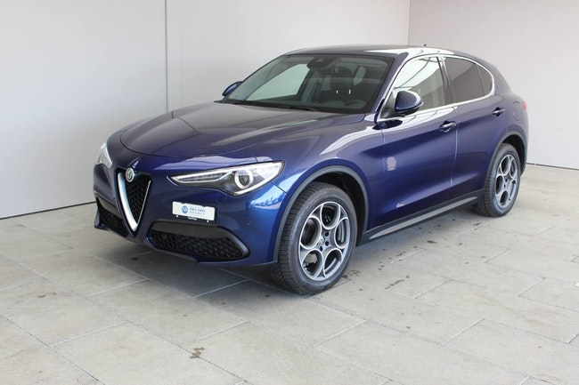 suv Alfa Romeo Stelvio 2.2 D Q4 210 Executive