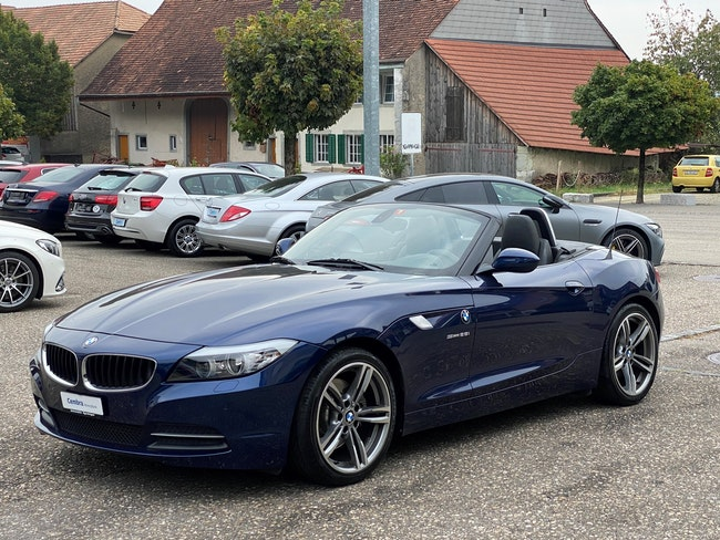 cabriolet BMW Z4 sDrive28i Steptronic