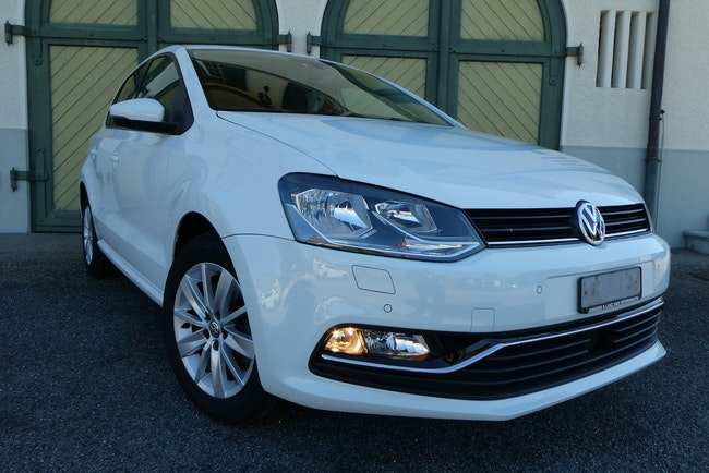 saloon VW Polo 1.2 TSI BMT Highline