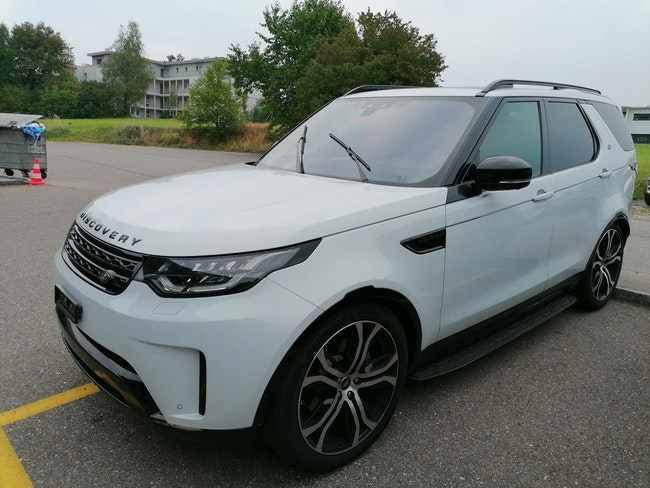 suv Land Rover Discovery 2.0 SD4 HSE Luxury Automatic