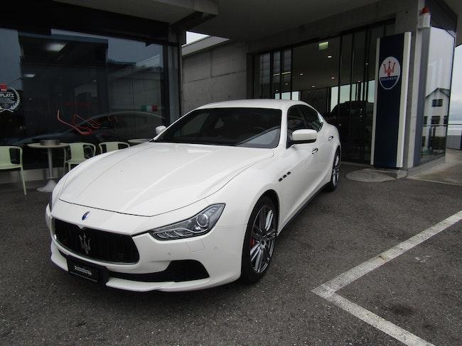 saloon Maserati Quattroporte Ghibli S Q4 3.0 V6
