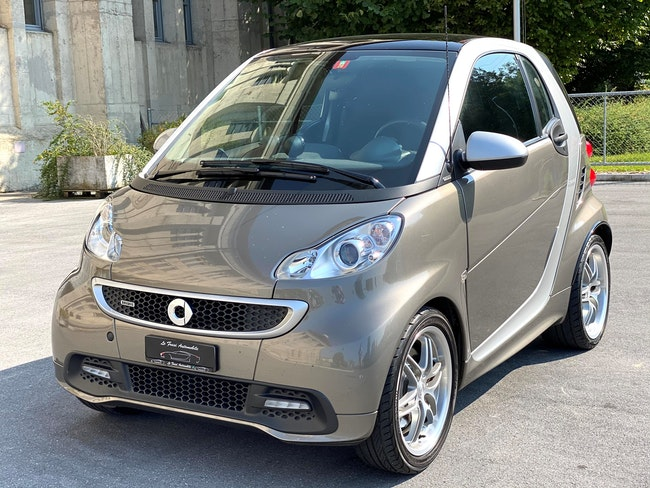 saloon Smart Fortwo Brabus softouch