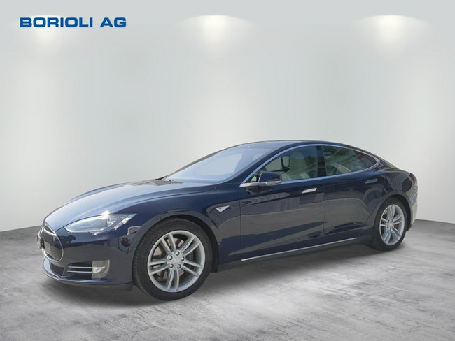 saloon Tesla Model S 85 D