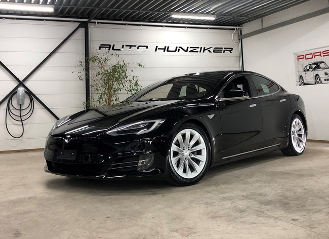 saloon Tesla Model S 75 D Allrad 525 PS Free Supercharge