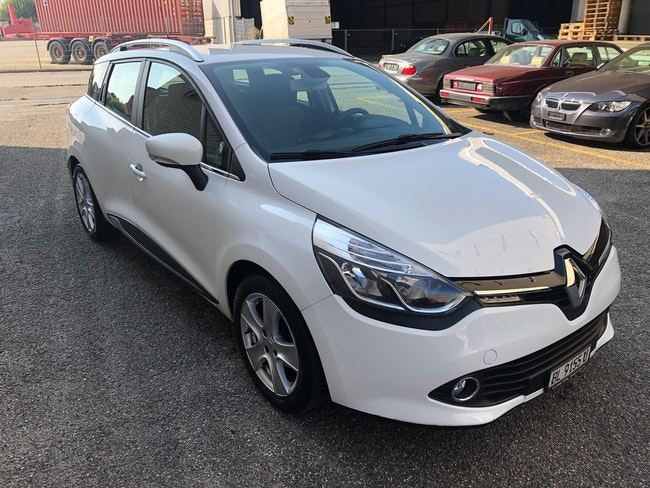 estate Renault Clio Grandtour 1.5 dCi Swiss Edition