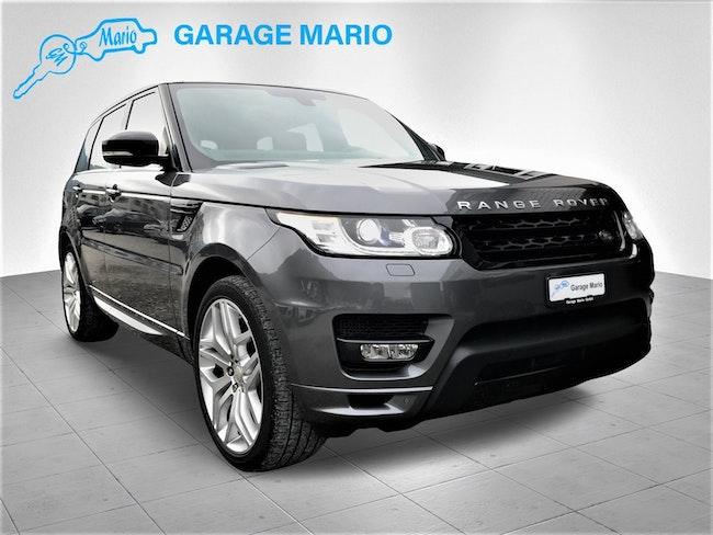 suv Land Rover Range Rover Sport 4.4 SDV8 Autobiography Automatic