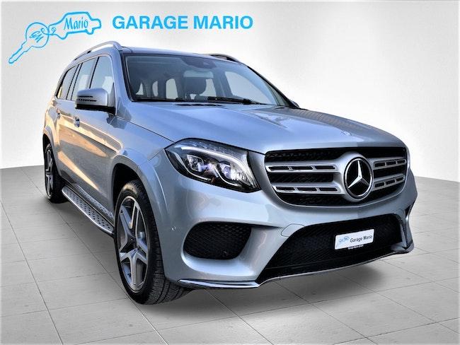 suv Mercedes-Benz GLS-Klasse GLS 350 d 4Matic 9G-TRONIC