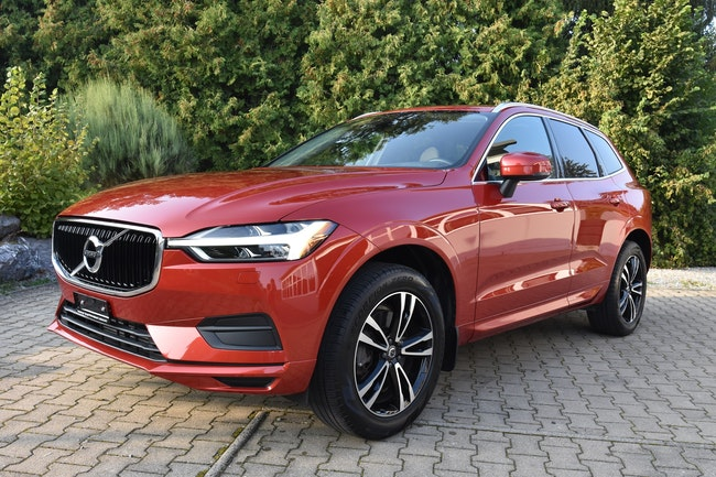 suv Volvo XC60 T6 AWD Momentum Geartronic