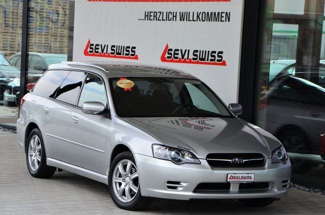 estate Subaru Legacy 2.0i AWD