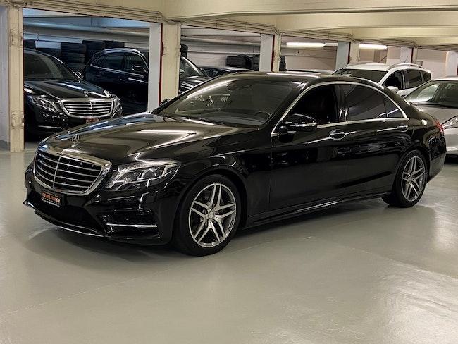 saloon Mercedes-Benz S-Klasse S 500 L 4Matic 7G-Tronic