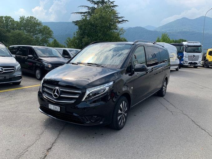 Mercedes-Benz Vito Mercedes Vito 119 BT EL Select 4M Garanzia 65'000 km CHF41'000 - buy on carforyou.ch - 1