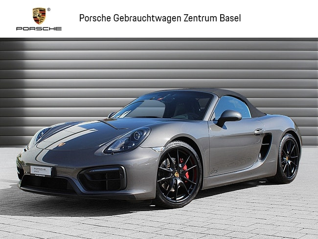 cabriolet Porsche Boxster 3.4 GTS PDK