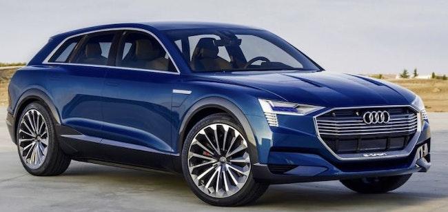 suv Audi e-tron 55 quattro