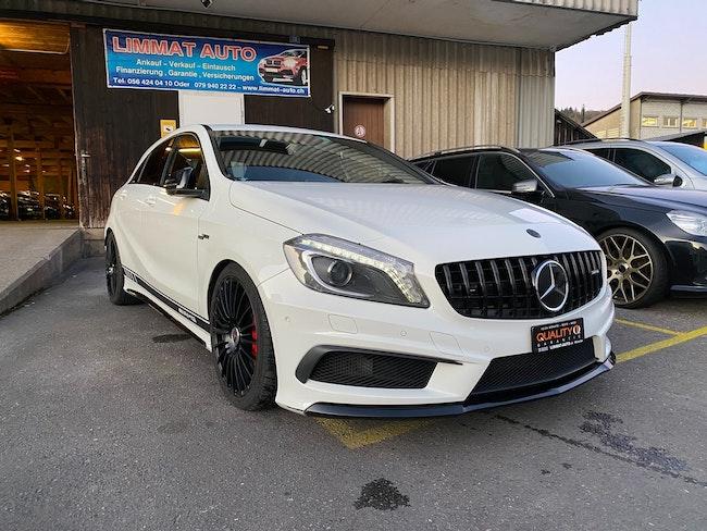 saloon Mercedes-Benz A-Klasse A 45 AMG 4Matic Speedshift 7G-DCT