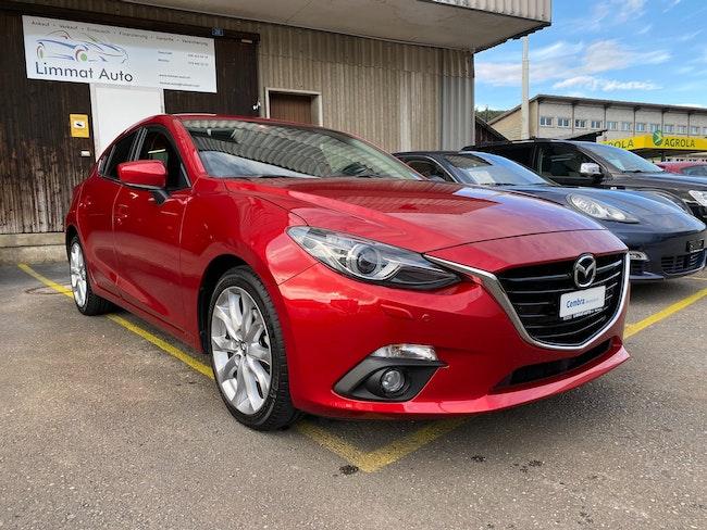 saloon Mazda 3 2.0 16V Revolution Activematic