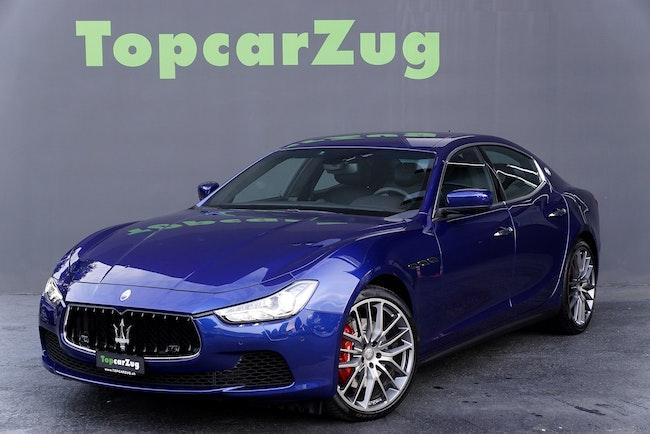 saloon Maserati Ghibli S Q4 3.0 V6 **CH-Fahrzeug**