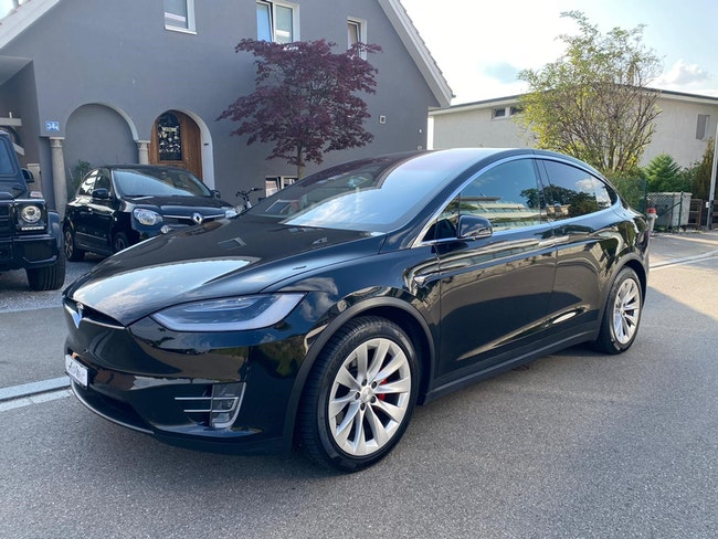suv Tesla Model X 100 D Performance