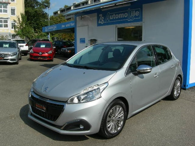 saloon Peugeot 208 1.2 PureTech Allure EAT6
