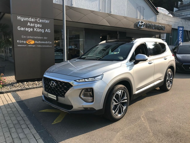 suv Hyundai Santa Fe 2.2 CRDI Vertex 4WD Automatic