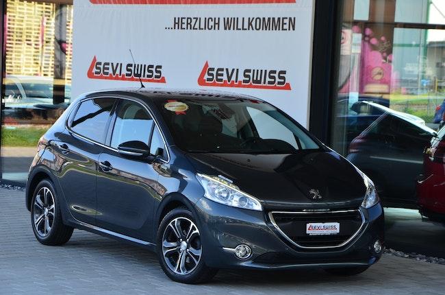 saloon Peugeot 208 1.6 VTI Intuitive