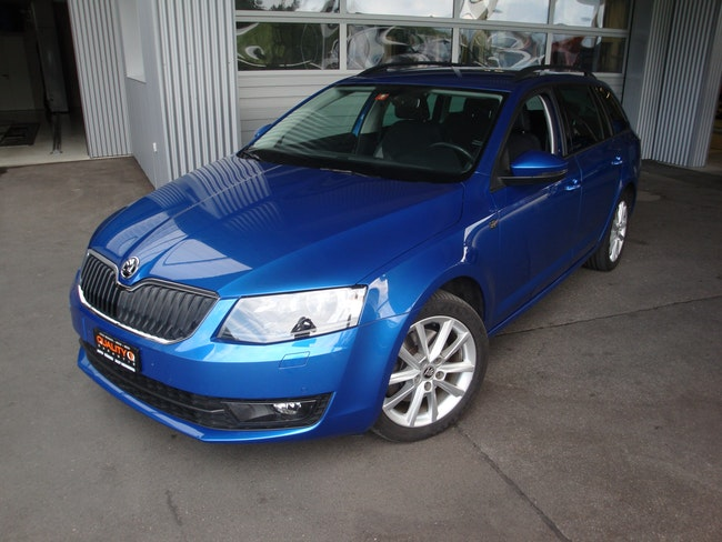 estate Skoda Octavia Combi 2.0 TDI Swiss Joy 4x4 DSG