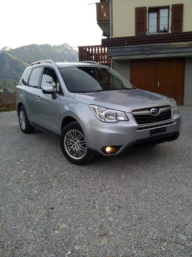 suv Subaru Forester Station 2.0 Swiss