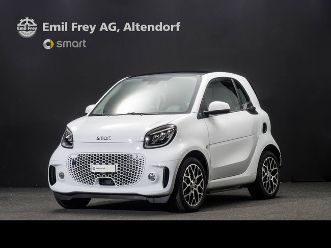 saloon Smart Fortwo EQ Prime