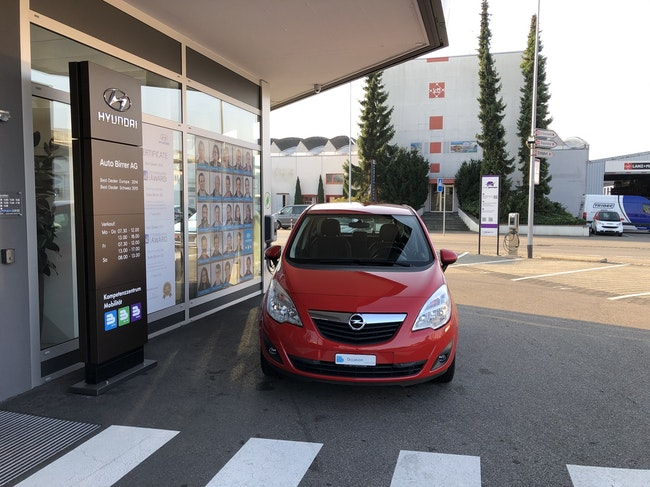 van Opel Meriva 1.4T eFLEX Anniversary S/S