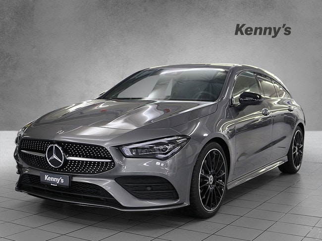 estate Mercedes-Benz CLA-Klasse CLA 200 AMG Line Shooting Brake