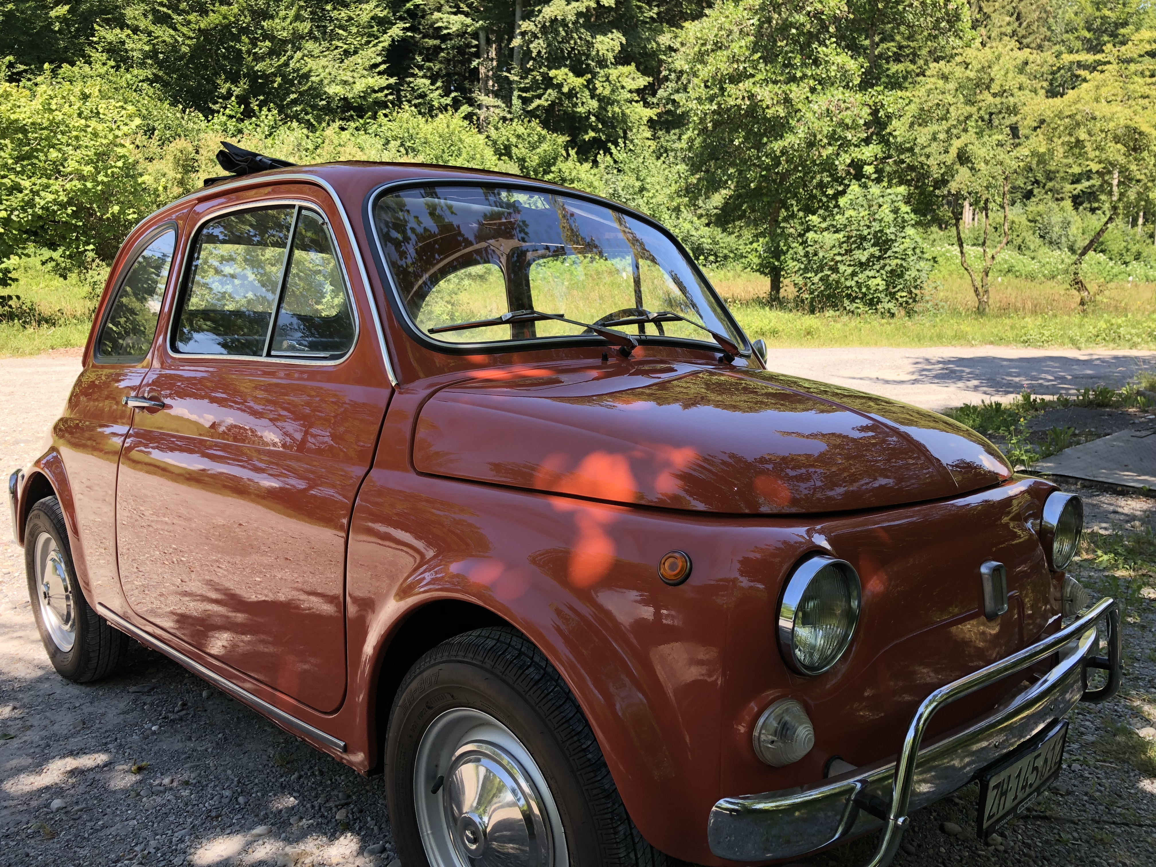 citycar Fiat 500L 500 L