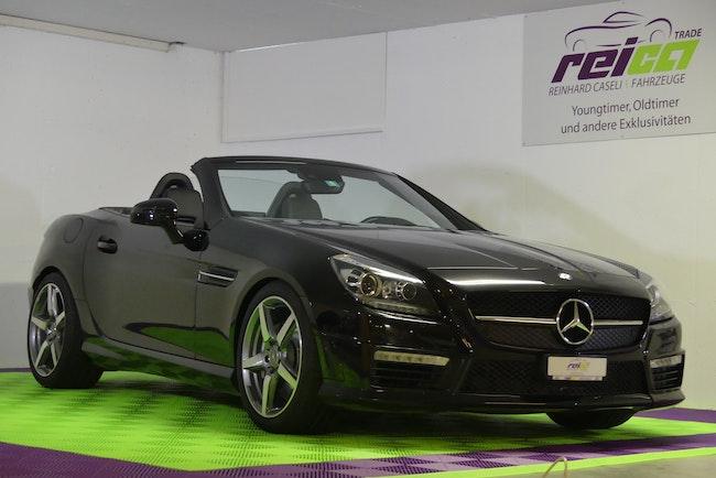 cabriolet Mercedes-Benz SLK 55 AMG 7G-Tronic Speedshift Plus