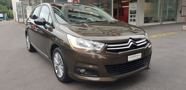 saloon Citroën C4 Berline 1.2 THP Black Top