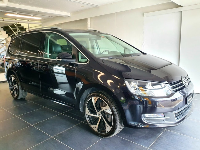 van VW Sharan 2.0 TDI BlueMTA Highl. DSG